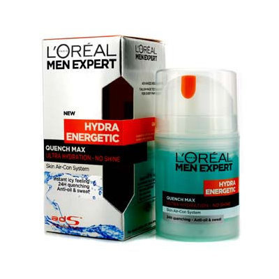 L'Oréal Paris Men Expert Hydra Energetic Quench Max - Ultra Hydration (No Shine)