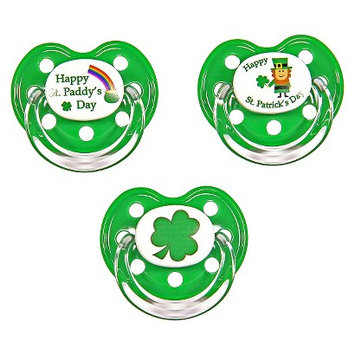 Meamagic MeMagic St. Patricks Day Pacifier Set