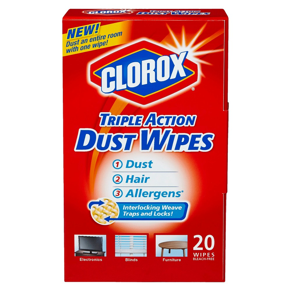 Clorox 20 ct Unscented Household Cleaners And Disinfectants