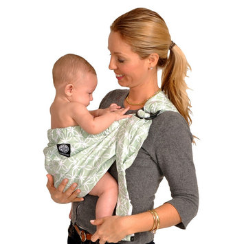 Balboa Baby Dr. Sears Baby Carrier Sling Color: Sage Circle