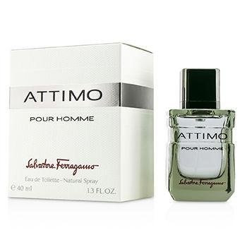 Salvatore Ferragamo Attimo Eau De Toilette Spray 40ml/1.3oz