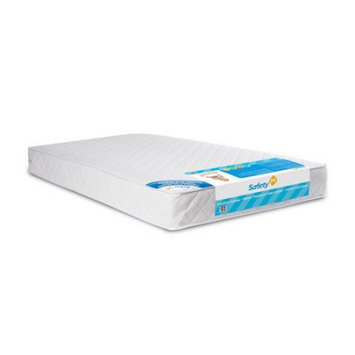 Foam Mattress: Safety 1st Transitions 2 in 1 Baby and Toddler Mattress