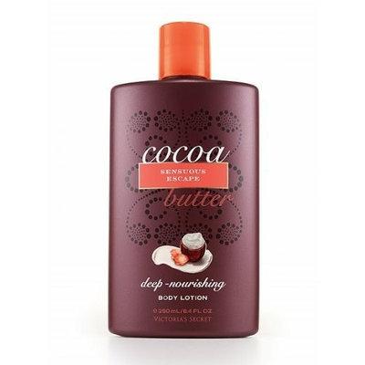 Victoria's Secret Garden Collection Cocoa Butter Sensuous Escape Deep-Nourishing Body Lotion