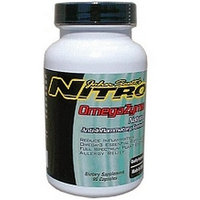Js Nitro J.s. Nitro Omegazyme, 90 Capsules