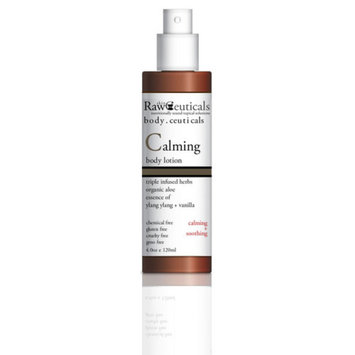 Raw Skin Ceuticals BD-LO-CAL-90 Body. Ceuticals Body Lotion Calming
