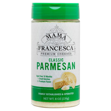 Cheese Merchants Of America Mama Francesca Classic Parmesan Cheese 8oz