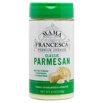 Cheese Merchants Of America Mama Francesca Classic Parmesan Cheese 8oz