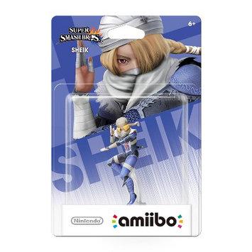 Nintendo Sheik amiibo Figure