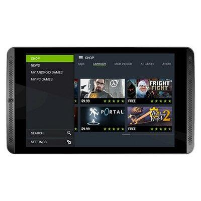 Nvidia - Shield Tablet Wi-fi + 4g Lte - 32GB (unlocked) - Black