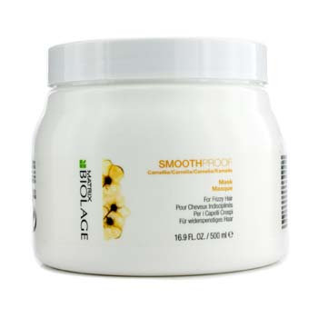 Matrix Biolage SmoothProof Mask (For Frizzy Hair) 500ml/16.9oz