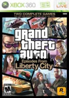 Rockstar North Grand Theft Auto: Episodes From Liberty City