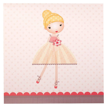 Birthdayexpress Ballerina Tutu Lunch Napkins (20)