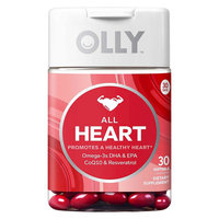 Olly All Heart Vitamin Softgels - 30 Count