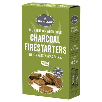 Fire & Flavor Grilling Accessories. Fire Starters for Charcoal and Firewood