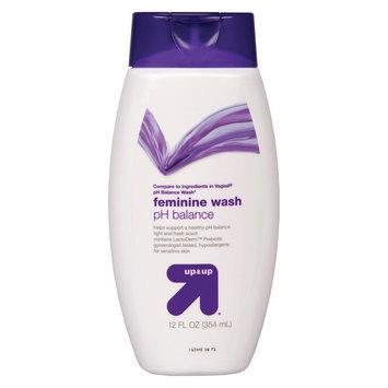 up & up PH Feminine Wash - 12 fl oz
