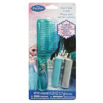Disney .28oz Hair Chalk 2pc Princess/Frozen wtih Hair Color Comb