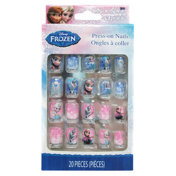 Disney 24/20ct Press on Nails Assorted
