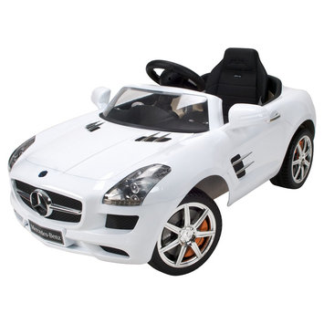 Huffy Mercedes Benz SLS AMG Electric Ride-On