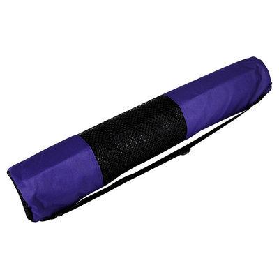 Yoga Direct Llc Yoga Direct Purple Zippered Yoga Mat Bag