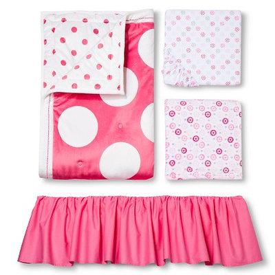 Polka Dot Dream 4pc Crib Bedding Set by Circo