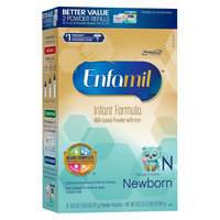 Enfamil Premium Newborn Formula Powder Refill Box - 33.2oz (4 Pack)