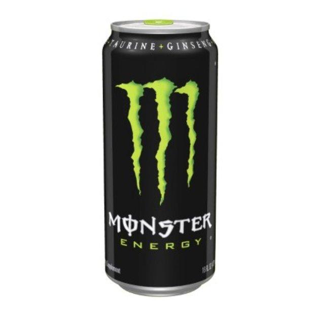 Monster Energy Drink 16 oz