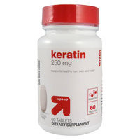 up & up Keratin 250 mg Tablets - 60 Count