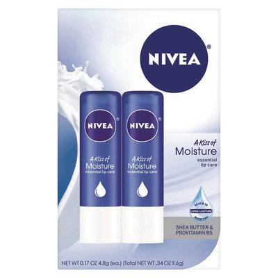 NIVEA Shea Butter & Provitamin B5 Essential Lip Care