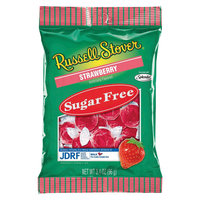 Russell Stover Candies, Inc. 3.4 oz Russell Stover Strawberry Hard Candy