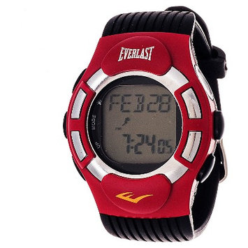 Everlast HR1 Finger Touch Heart Rate Monitor Digital Watch