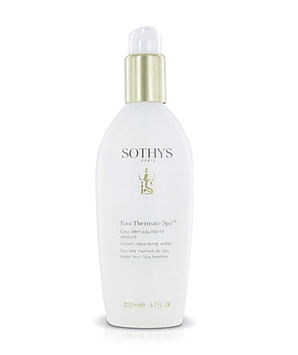 Sothys Eau Thermale Spa Velvet Cleansing Water