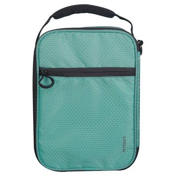 Embark Crushproof Lunch Box 420D Hex Ripstop regular Poly solid Mint