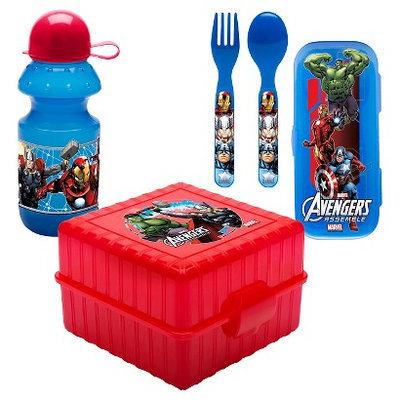 Zak Designs Zak On-the-Go Set Avengers