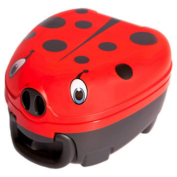 My Carry Potty - Animal - Red Ladybug