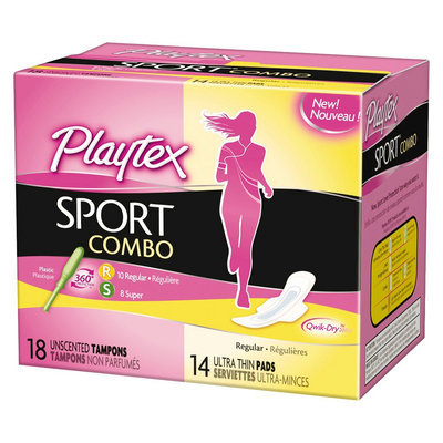 Playtex Tampons 32 ct