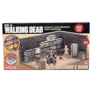 Mcfarlane Toys The Walking Dead Construction - Governor's Room