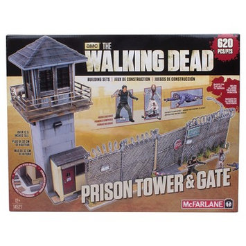 Mcfarlane Toys The Walking Dead Construction - Prison Tower