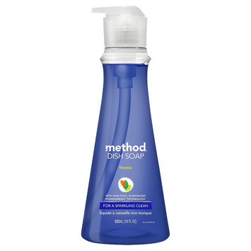 Method Dish Soap Freesia 18floz
