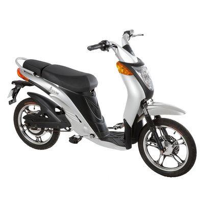 Jetson Bike Electric Bike Color: Silver