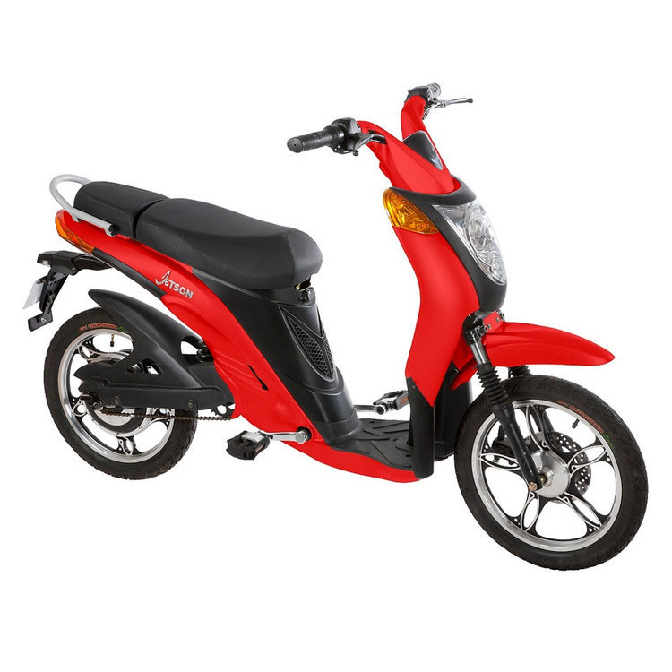 Jetson Bike Electric Bike Color: Red
