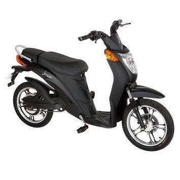 Jetson Bike Electric Bike Color: Black