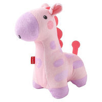 Fisher Price Fisher-Price Soothe & Glow Giraffe, Pink