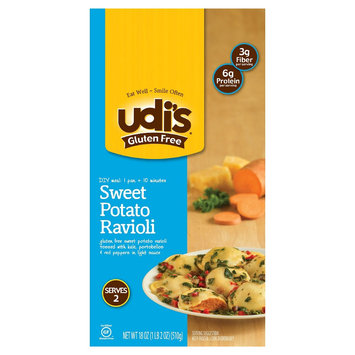 Gfa Brands, Inc. Udi's Sweet Potato Ravioli 18 oz
