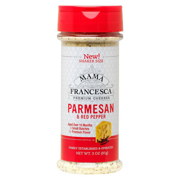 Cheese Merchants Of America Mama Francesca Red Pepper Parmesan 3oz