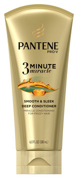 Pantene Pro-V 3 Minute Miracle Smooth & Sleek Deep Conditioner