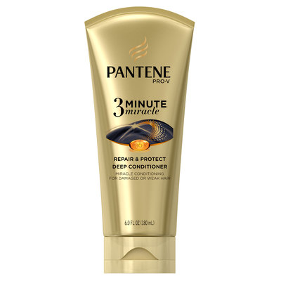 Pantene Pro-V 3 Minute Miracle Repair & Protect Deep Conditioner