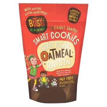 Bitsy's Brainfood Bitsy's Brain Food Sweet Potato Oatmeal Raisin Smart Cookies 5 oz