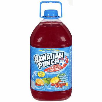 Hawaiian Punch : Punch Fruit Juicy Red