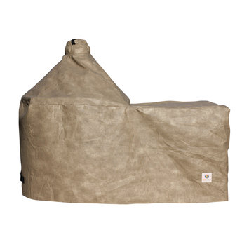 Duck Covers Large EGG Grill & Cart Cover Brown