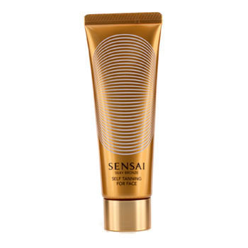Kanebo Sensai Silky Bronze Self Tanning For Face 50ml/1.7oz